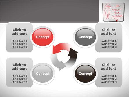 Presentation Board PowerPoint Template Slide 9