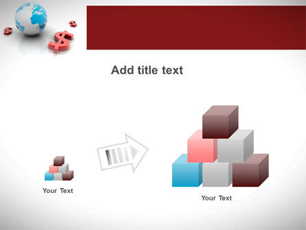 World Money PowerPoint Template Slide 13