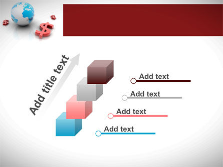 World Money PowerPoint Template Slide 14