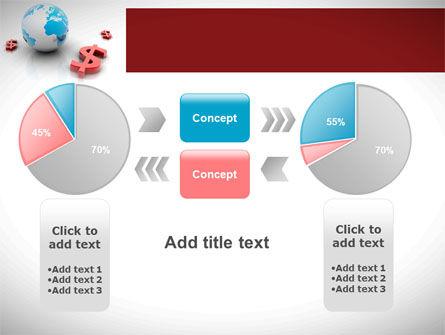 World Money PowerPoint Template Slide 16