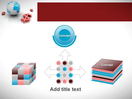 World Money PowerPoint Template Slide 19