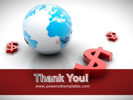 World Money PowerPoint Template Slide 20