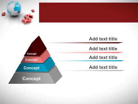 World Money PowerPoint Template Slide 4
