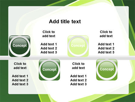 Green Frame PowerPoint Template Slide 19