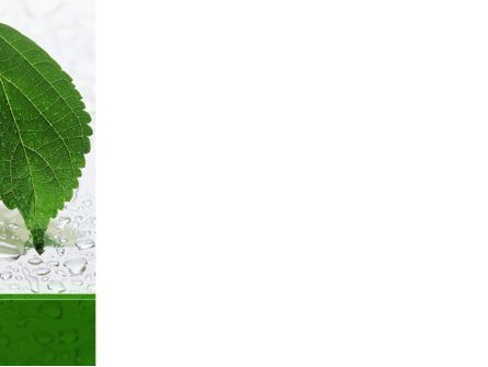 Hydroponics PowerPoint Template, Slide 3, 08683, Nature & Environment — PoweredTemplate.com