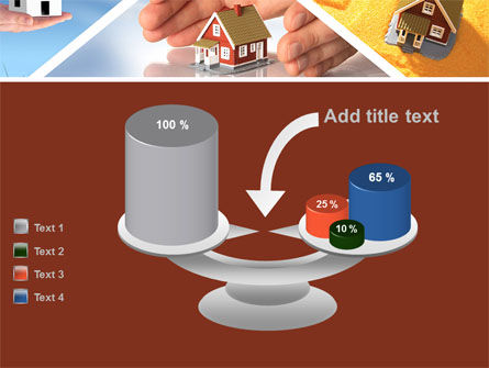 Private Houses PowerPoint Template Slide 10