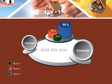 Private Houses PowerPoint Template Slide 16