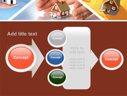 Private Houses PowerPoint Template Slide 17