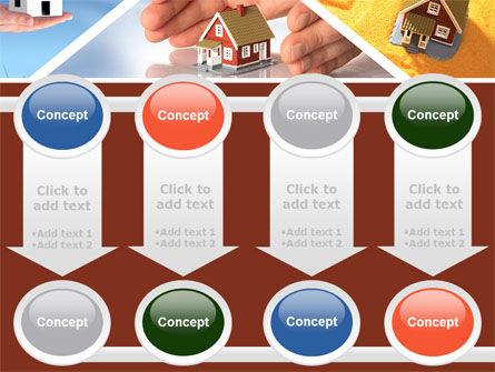 Private Houses PowerPoint Template Slide 18