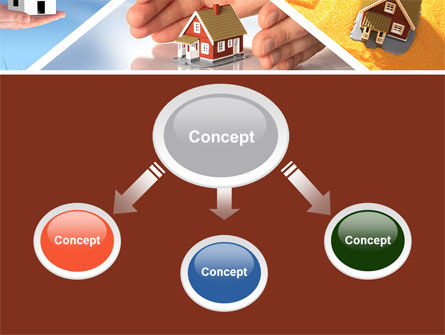 Private Houses PowerPoint Template, Slide 4, 08687, Careers/Industry — PoweredTemplate.com