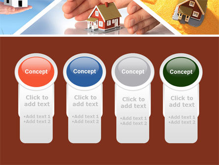 Private Houses PowerPoint Template Slide 5
