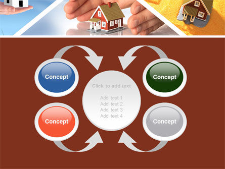 Private Houses PowerPoint Template Slide 6