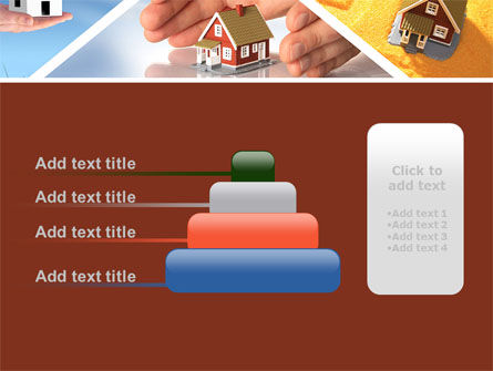 Private Houses PowerPoint Template Slide 8