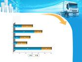 Trucker PowerPoint Template#11