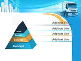 Trucker PowerPoint Template#4