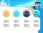 Trucker PowerPoint Template#5