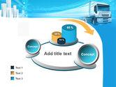 Trucker PowerPoint Template#6