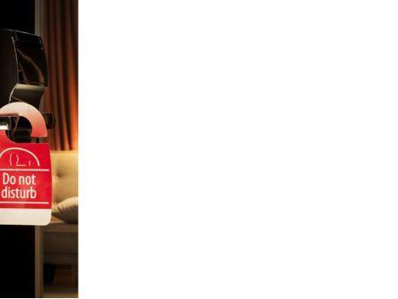 Homelike Hotel PowerPoint Template, Slide 3, 08698, Careers/Industry — PoweredTemplate.com