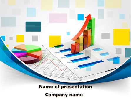 Consulting: Analytics PowerPoint Template #08700