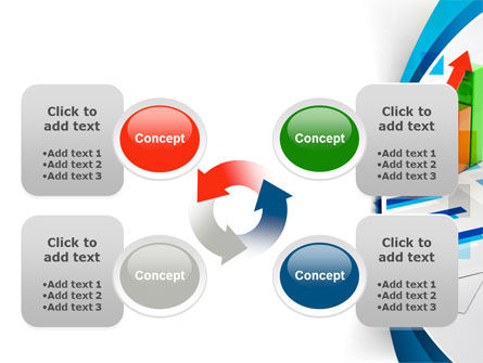 Analytics PowerPoint Template Slide 9