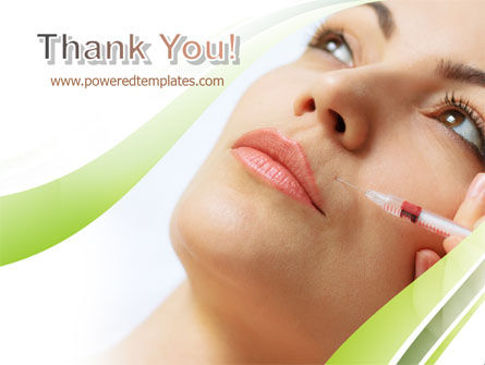 Botox Therapy PowerPoint Template Slide 20