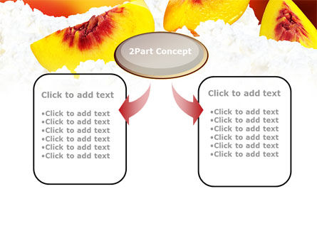 Peach Slices PowerPoint Template Slide 4