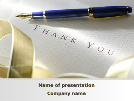 Business Etiquette PowerPoint Template, 08709, Business — PoweredTemplate.com