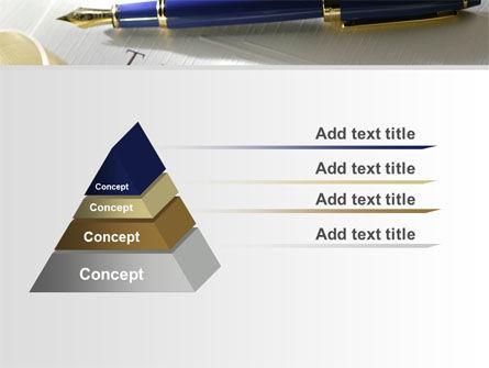 Business Etiquette PowerPoint Template Slide 12