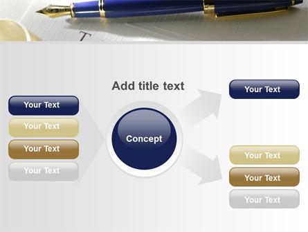 Business Etiquette PowerPoint Template Slide 14