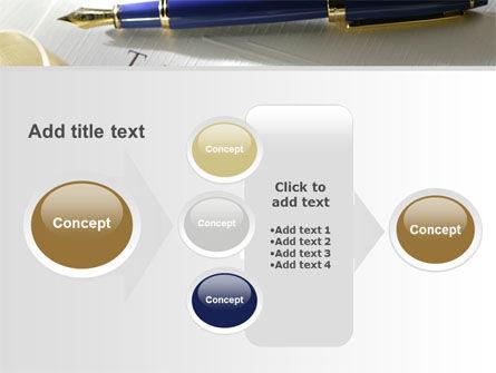 Business Etiquette PowerPoint Template Slide 17