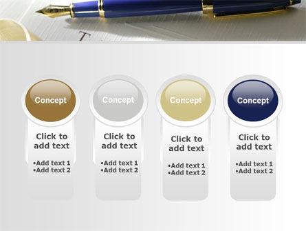 Business Etiquette PowerPoint Template Slide 5