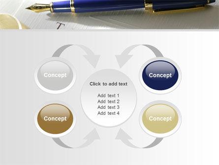 Business Etiquette PowerPoint Template Slide 6