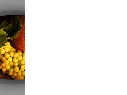 Food Basket PowerPoint Template, Slide 3, 08710, Food & Beverage — PoweredTemplate.com