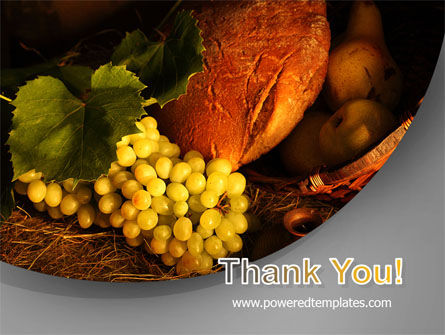 Food Basket PowerPoint Template Slide 20