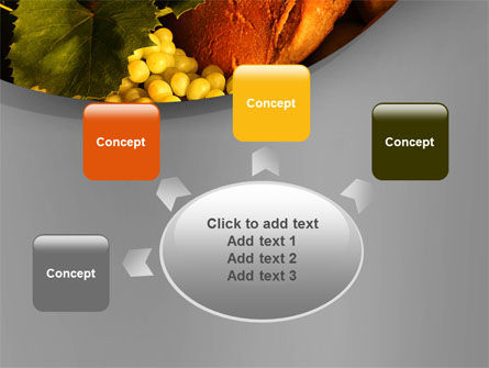 Food Basket PowerPoint Template Slide 7