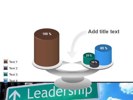 Leadership Training PowerPoint Template Slide 10