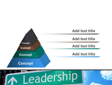 Leadership Training PowerPoint Template Slide 12