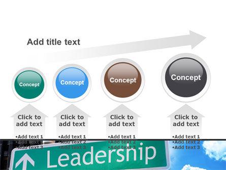 Leadership Training PowerPoint Template Slide 13
