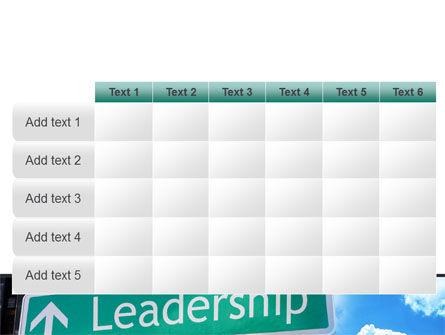 Leadership Training PowerPoint Template Slide 15
