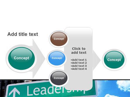 Leadership Training PowerPoint Template Slide 17