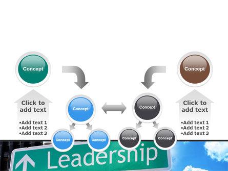 Leadership Training PowerPoint Template Slide 19