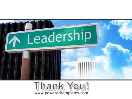 Leadership Training PowerPoint Template Slide 20