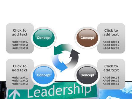Leadership Training PowerPoint Template Slide 9