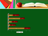 School Stationery For Learning Process PowerPoint Template#11