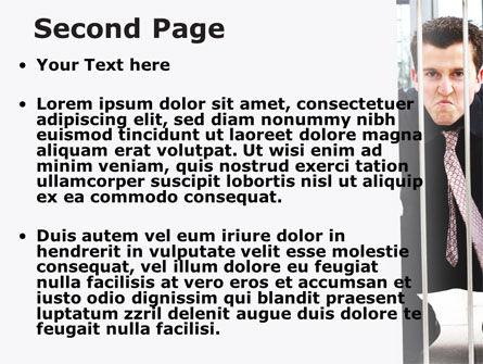 Anger Management PowerPoint Template, Slide 2, 08718, Medical — PoweredTemplate.com