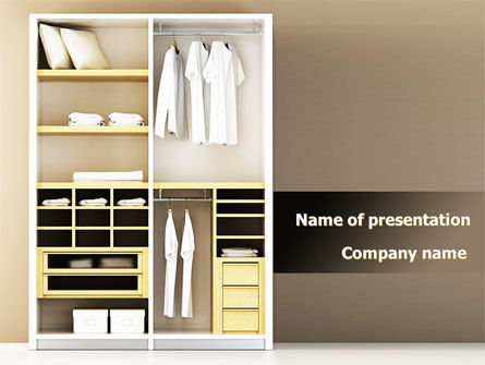Careers/Industry: Modern Furniture PowerPoint Template #08720