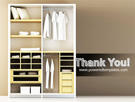 Modern Furniture PowerPoint Template Slide 20