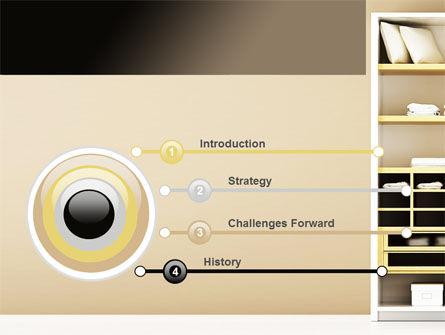 Modern Furniture PowerPoint Template, Slide 3, 08720, Careers/Industry — PoweredTemplate.com