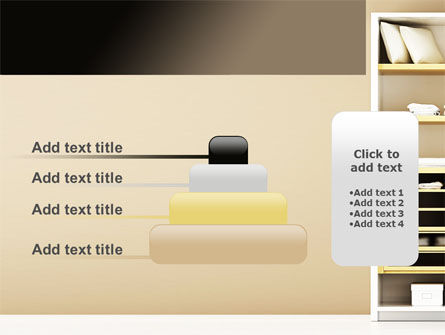 Modern Furniture PowerPoint Template Slide 8