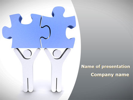 Psychological Compatibility PowerPoint Template